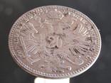 20 крейцеров 1869, фото №8
