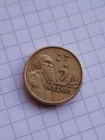 Австралия 2 доллара 1990, фото №2