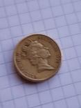 Австралия 2 доллара 1990, фото №3