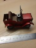 Металлическая машинка, фото №5
