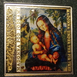 Монета «Мадонна под пихтой»Тираж 2000., фото №2