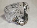 Пивной бокал - кружка с раком, и ваза хрусталь для раков, фото №10