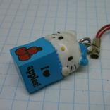 Брелок Hello Kitty. Хелло Китти, фото №2