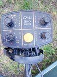 Подводный металлоискатель Fisher CZ-21, фото №9