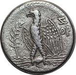 Нерон тетрадрахма Антиохии, фото №4
