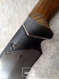 Нож охотничий с клеймом мастера РоС, фото №7