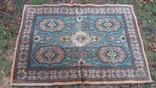 Ковёр шерстяной СССР 137*200 см, фото №2