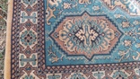 Ковёр шерстяной СССР 137*200 см, фото №4