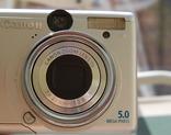 Фотоаппарат Canon А-95+чехол, фото №7