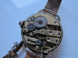 Женские часы, AM.Charnier, глубокая позолота, фото №4