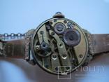 Женские часы, AM.Charnier, глубокая позолота, фото №6