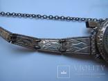 Женские часы, AM.Charnier, глубокая позолота, фото №8