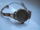 Женские часы, AM.Charnier, глубокая позолота, фото №12