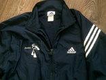 Adidas - фирменная мастерка ветровка разм.50-52, фото №4