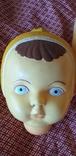 Кукла пупс ссср 62 см целлулоид, фото №7