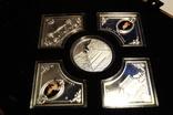 Одесса жемчужина у моря Сет 5 монет.(Тираж 2222)., фото №6