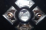 Одесса жемчужина у моря Сет 5 монет.(Тираж 2222)., фото №8