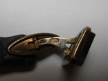 Запонка Серебро  875 со звездой Вес - 4,89 грамм, фото №10