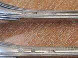 """Дві виделки з ініціаліми HN Christofle Франція 1844-1862 """"91"""", вага двух 129 грм., фото №9"""