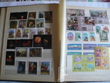 Альбом с марками искусство стран мира MNH(**), фото №5