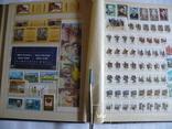 Альбом с марками искусство стран мира MNH(**), фото №7