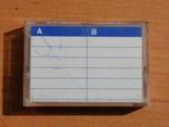 Микрокассета Panasonic MC90 для диктофонов, автоответчиков., фото №3