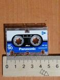 Микрокассета Panasonic MC90 для диктофонов, автоответчиков., фото №4