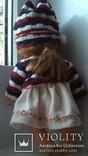 Кукла - паричковая, фото №3