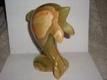 Дельфин из оникса, фото №8
