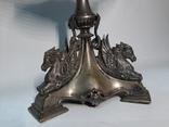 Старинная Фруктовница Конфетница ( Детализация Пегасов , Клеймо ), фото №7