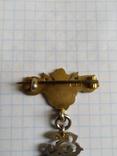 Масонская награда STEWARD. 1934 год., фото №7