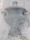 Самовар старинный 4л., фото №5