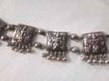 Ожерелье серебро, фото №3