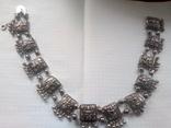 Ожерелье серебро, фото №6