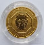 10 гривен Архистратиг Михаил золото 15,55 грамм 999,9', фото №2