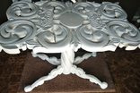 Эксклюзивный стол ручной работы, фото №2