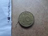 10 пфеннигов  1939 G Германия   (J.8.9)~, фото №4