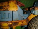 Грузовик и трактор, фото №10
