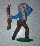 Ковбой с ружьем., фото №2