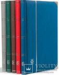 Альбом/Кляссер 16 листов (32стр) А4 Мягкая обложка, металлические уголки, фото №2