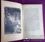 Книга *Робинзон Крузо* французский язык 15 иллюстраций. *Золотой обрез*., фото №5