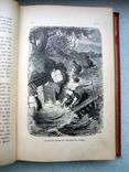 Книга *Робинзон Крузо* французский язык 15 иллюстраций. *Золотой обрез*., фото №10