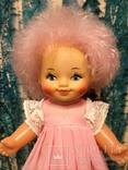 Кукла СССР Зоя (ДЗИ) клеймо, состояние новой, родной аутфит, фото №2