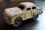 Старая машина, Москвич, фото №4