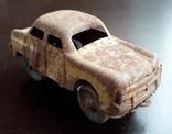 Старая машина, Москвич, фото №5