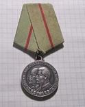 Медаль Партизану ОВ, первой степени, фото №2