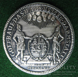 1696 год, Европа. Копия., фото №5
