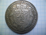 "1 Талер 1762 год "" копия, фото №3"