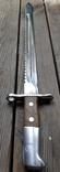 Штик ніж(Тесак)Швейцарський саперний 1914р.з підвісом., фото №4