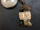 Карманные часы с брелком 1913 года, фото №4